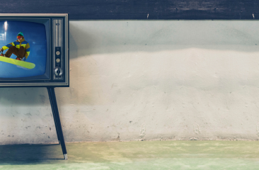 How to make a traditional TV cool again