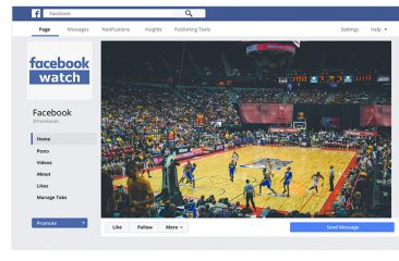 FB watch streaming sports